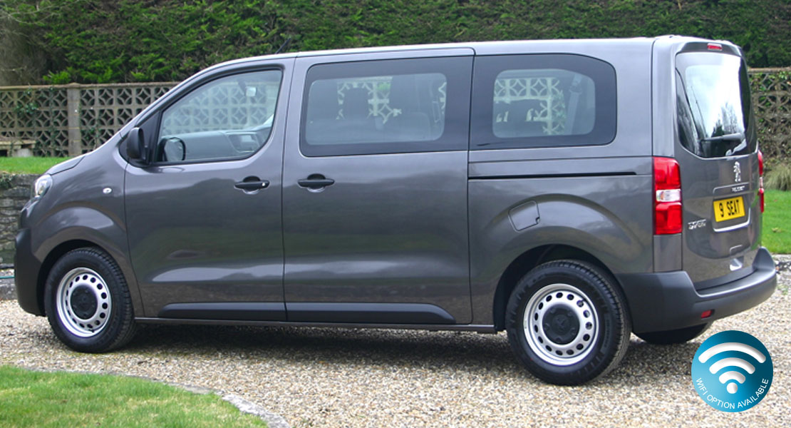 peugeot expert combi 9 seat minibus red kite vehicle consultants. Black Bedroom Furniture Sets. Home Design Ideas