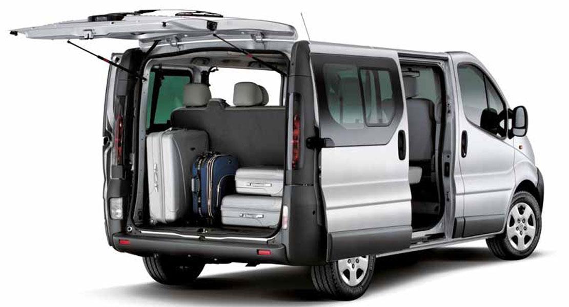 Priority Ford Norfolk >> VAUXHALL VIVARO | Red Kite Vehicle Consultants